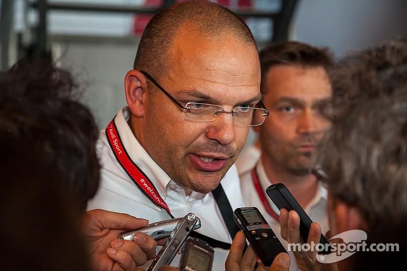 A word from Chris Reinke, head of Audi LMP