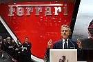 Montezemolo announces Ferrari exit