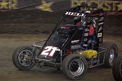 Christopher Bell gets first taste of asphalt racing
