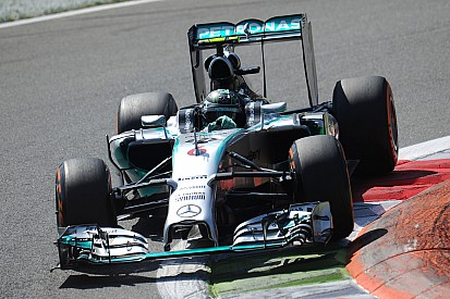 Rosberg pressure 'too big' at Monza - Wolff