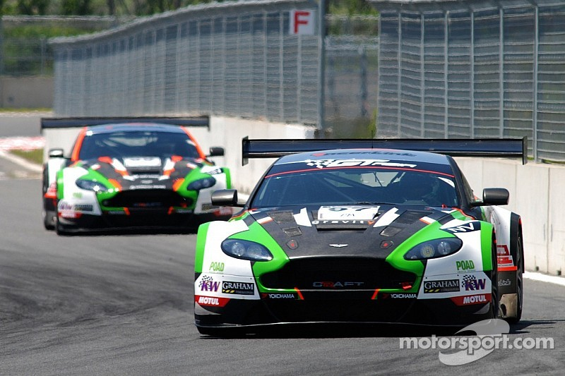 Craft-Bamboo Racing chases championship lead as GT Asia returns to Sepang