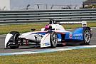 Andretti Formula-E Team: Beijing ePrix preview report