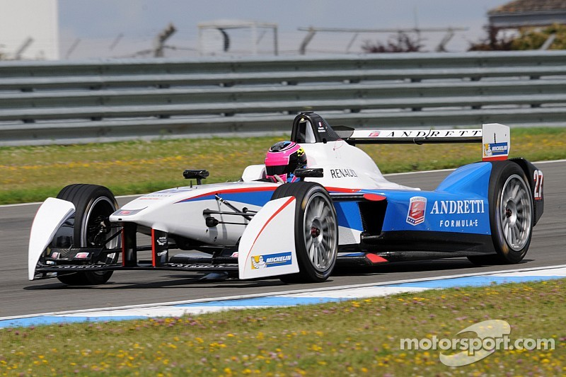 Andretti Formula-E Team: Beijing ePrix preview report
