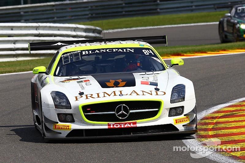 Primat poised for Nürburgring Blancpain Endurance Series finale