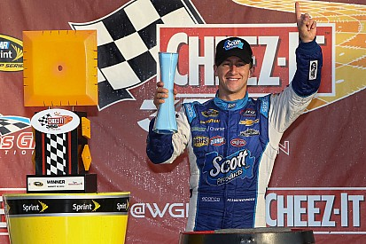 Allmendinger scoffs at long odds for his Chase chances