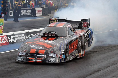 Hagan, Todd, Enders-Stevens, Arana Jr. top NHRA provisional qualifying