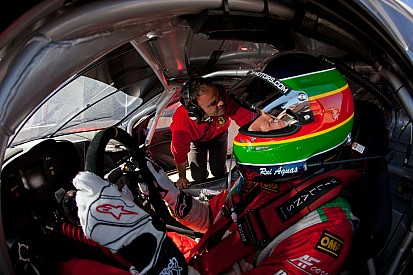 Ferrari tops offical GT Asia practice