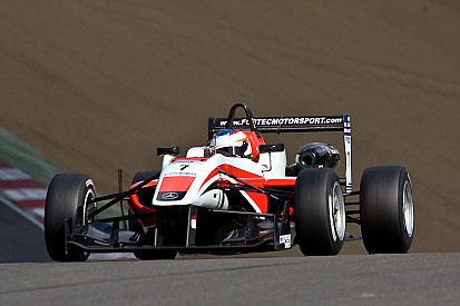 Rao and Cao share poles at Donington
