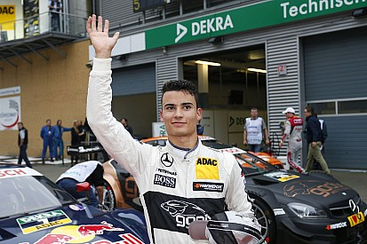 A premiere in the Lausitz: Pascal Wehrlein claims pole position