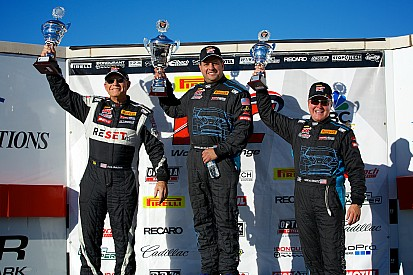 TRG-AMR takes victory and third place in 2014 penultimate GTS race