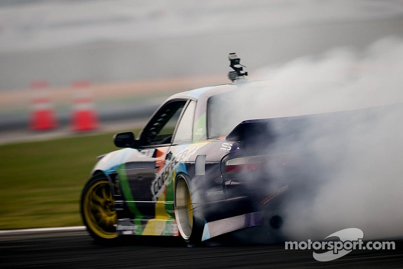 Brandon Wicknick takes the victory in Formula DRIFT PRO 2