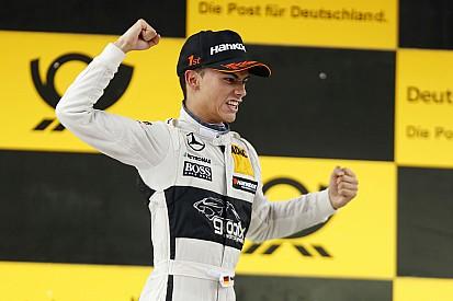 Wittmann new champion, Wehrlein youngest DTM-ever race winner