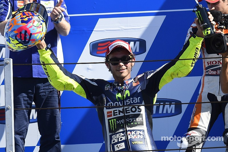 The Doctor performs a Misano miracle
