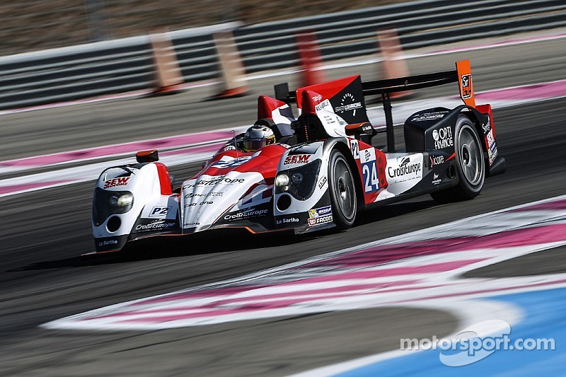 A promising return for the Sébastien Loeb Racing...