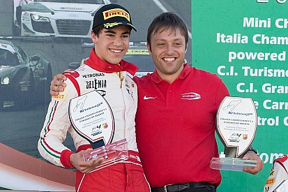 Lance Stroll clinches Italian F4 championship