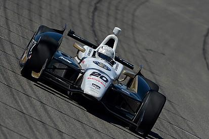 Carpenter/Fisher IndyCar team to run Chevrolet power in 2015