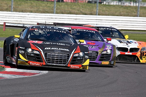 A clear objective for the Belgian Audi Club Team WRT at the Nürburgring