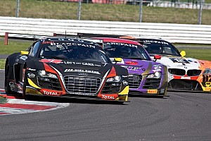 Blancpain Endurance Preview A clear objective for the Belgian Audi Club Team WRT at the Nürburgring