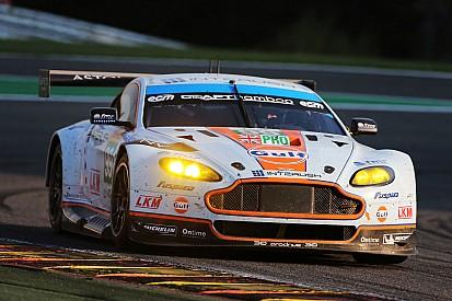 Aston Martin enters second half of WEC season