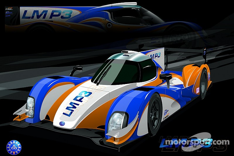 Nissan named official engine supplier of LMP3 class
