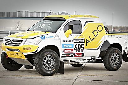 ALDO Racing Team getting ready for upcoming Dakar rally
