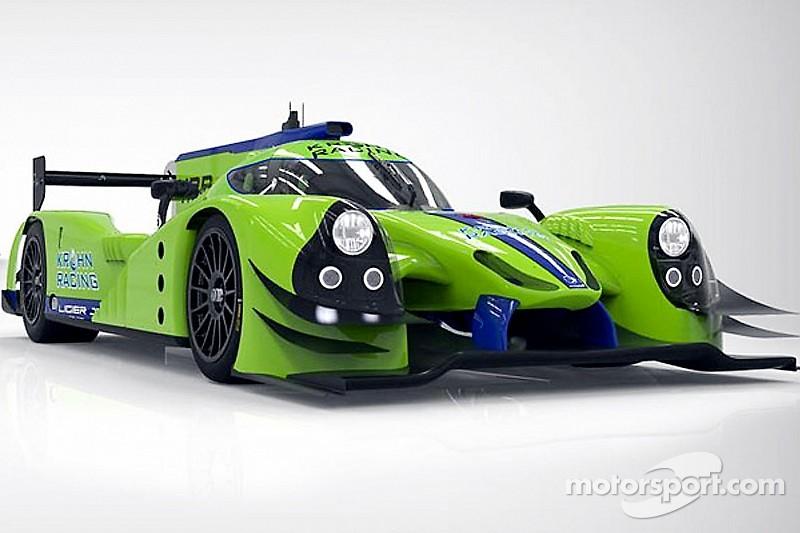 Krohn Racing confirms Ligier JS P2 effort for 2015