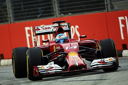Ferrari on Singapore GP: The night show begins