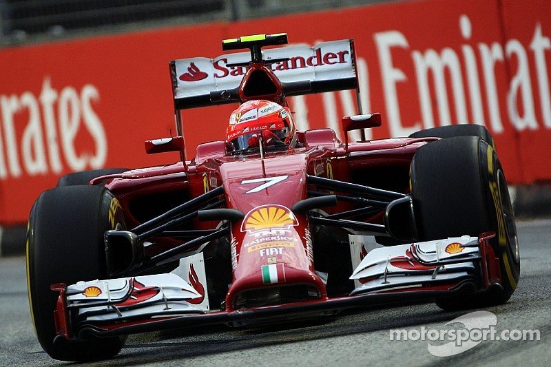 Shell supplies Scuderia Ferrari with motor oil made from natural gas