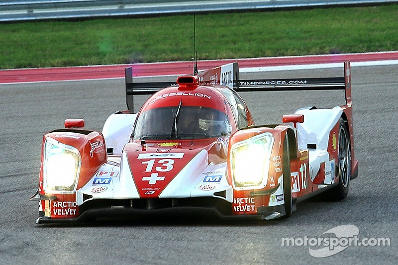 Rebellion Racing's R-One #13 to start from fourth