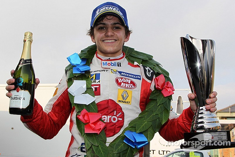 Pietro and Enzo Fittipaldi clinch their respective championships