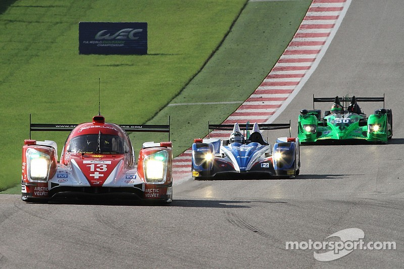 Fourth 2014 victory in a row for Rebellion R-One #12 in Austin