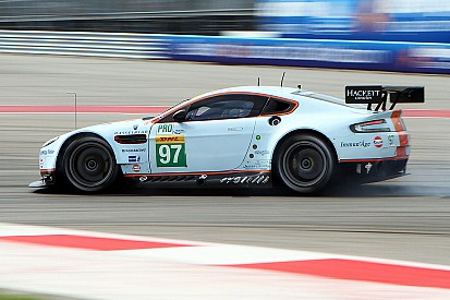 Aston Martin's double-win in Austin