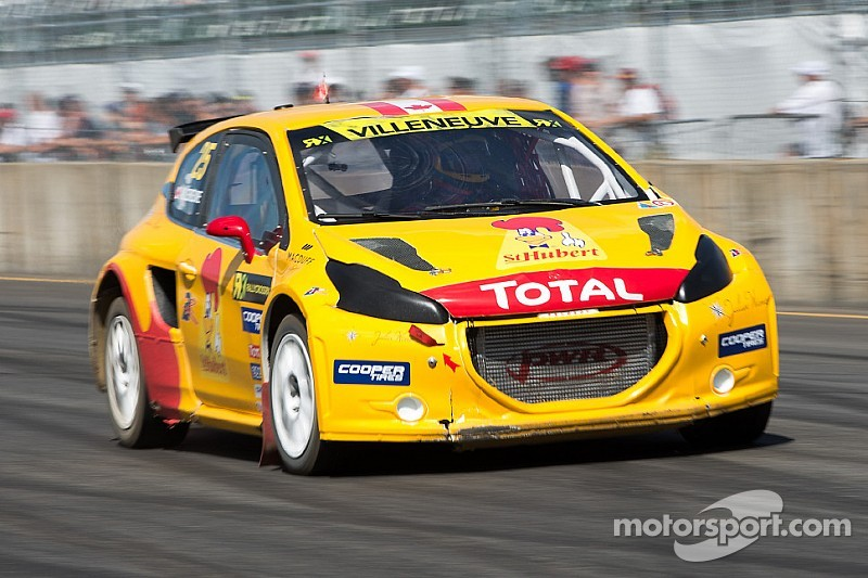 World RX title race reaches fever pitch in Italy