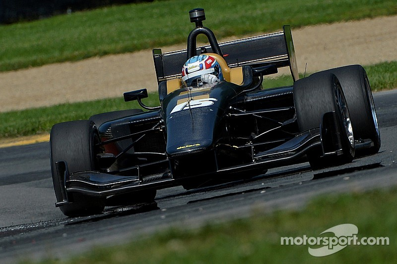 Gordon Kirby: Mazda's Road to Indy ladder more relevant than ever
