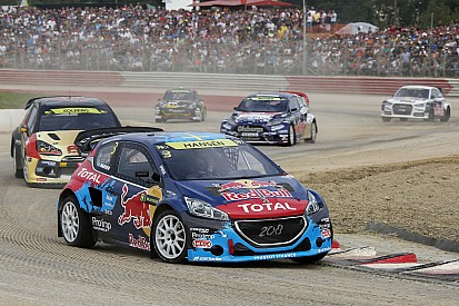 Hansen wins Italy RX as Solberg snatches world championship title