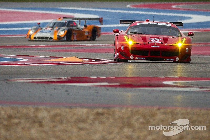 Risi going all out for Petit Le Mans finale