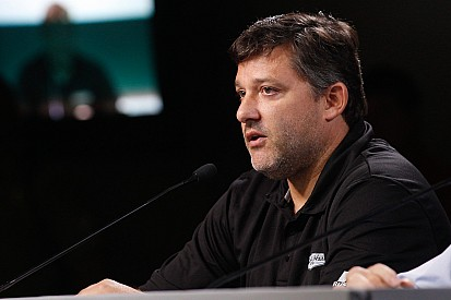 """Tony Stewart press conference: """"It's been hard for me to function"""""""