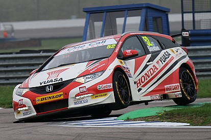 Honda remains in hunt for manufacturers' crown