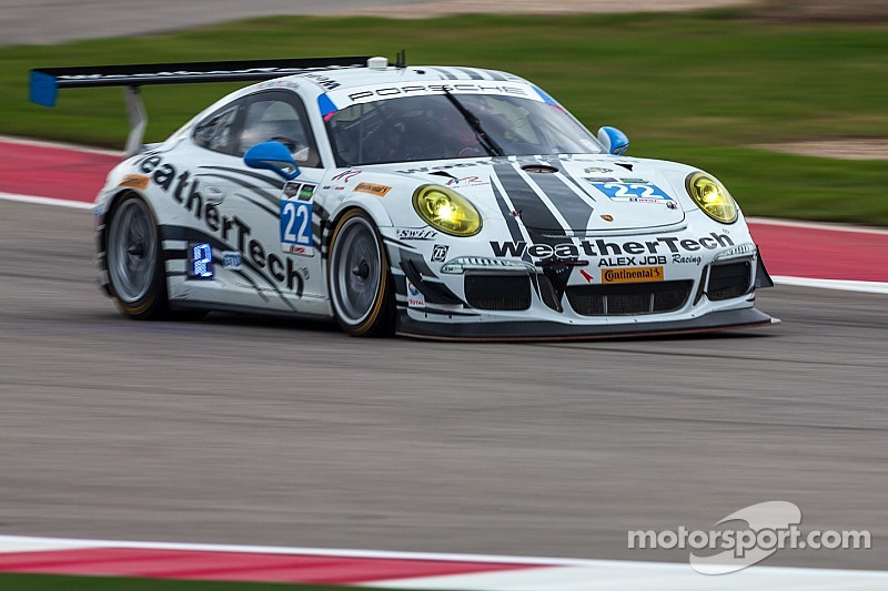 Petit Le Mans a must win for WeatherTech Racing