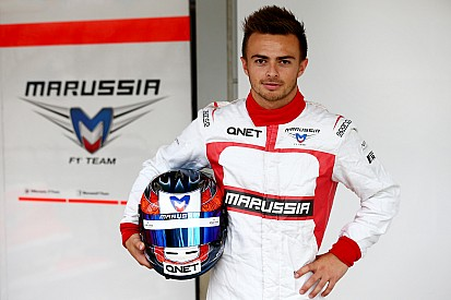 Driver pays thousands for Marussia practice runs