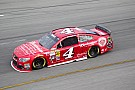 Catch me if you can: Kevin Harvick tops qualifying for the third-straight time at Kansas