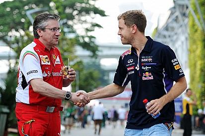 Horner confirms an 'emotional' Vettel is heading to Ferrari