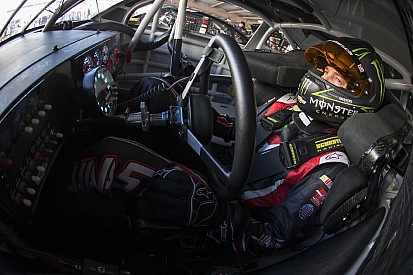 Kurt Busch goes for a wild ride in Happy Hour