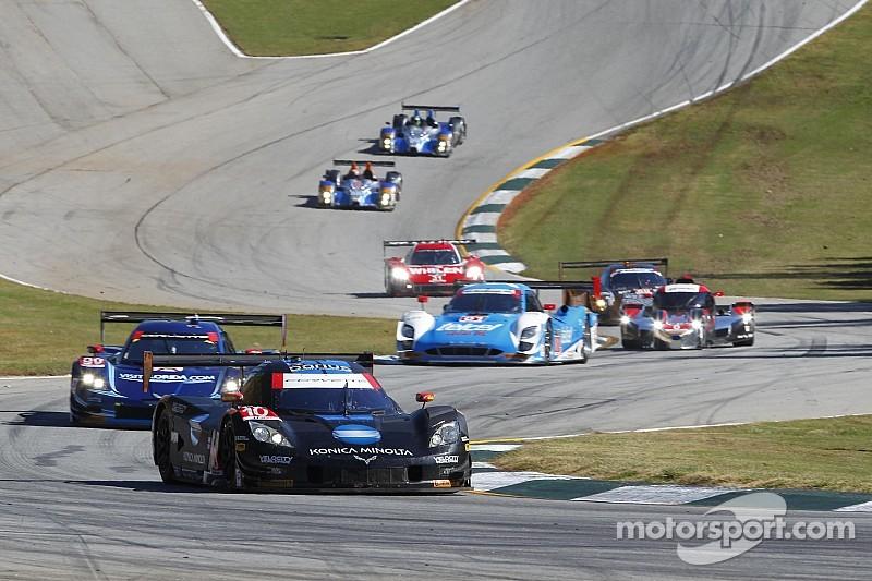 Petit Le Mans halfway report