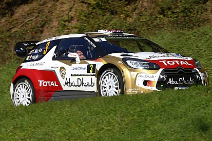 Meeke and Østberg aim for big points in Alsace