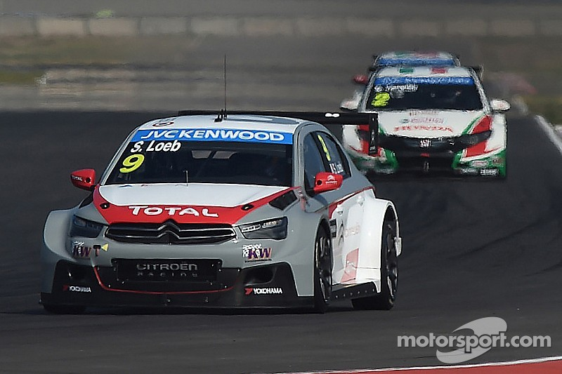 The new world champion will be a man in a Citroën C-Elysée WTCC!