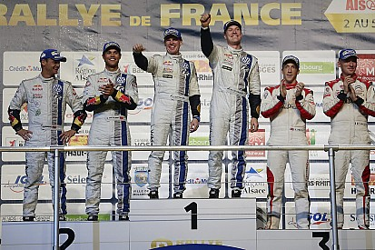 2014 Rallye de France Alsace – press conference