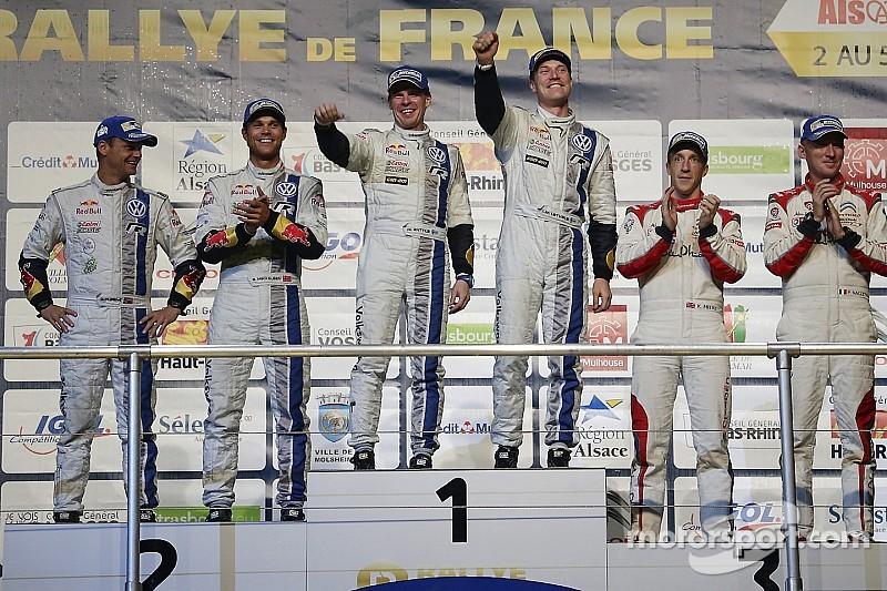 2014 Rallye de France Alsace – press conference