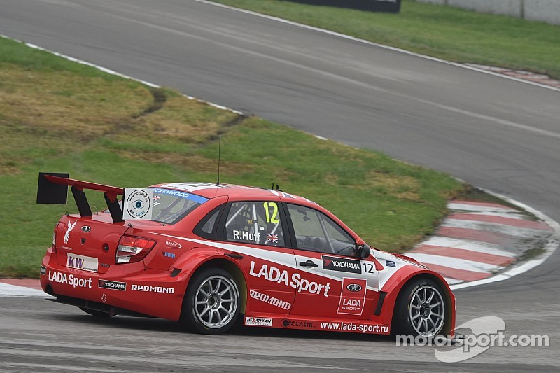 Huff, LADA Sport take first win in WTCC