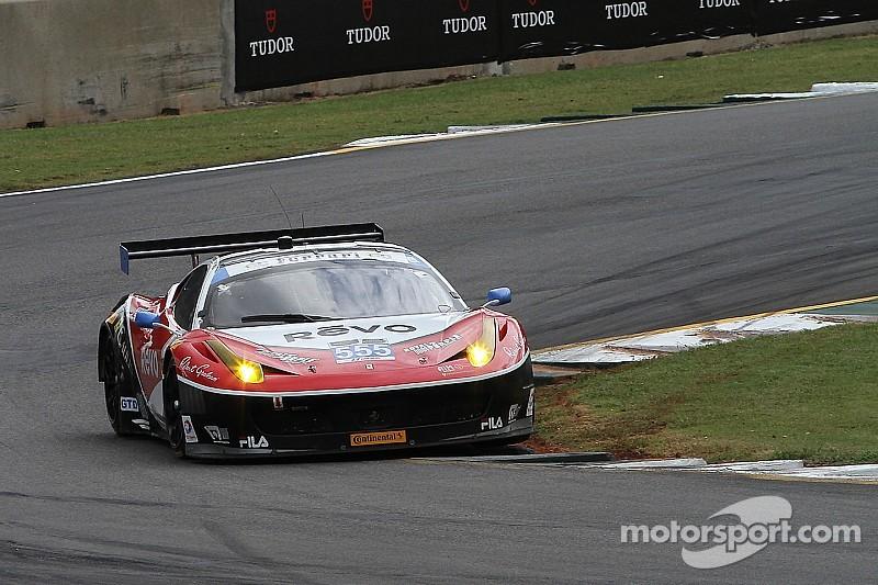 Ferrari wins North American Endurance Cup at Petit Le Mans